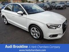 Used 2017 Audi A3 Premium Sedan Brookline