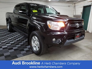 Used 2015 Toyota Tacoma Truck Double Cab for sale near Boston, MA