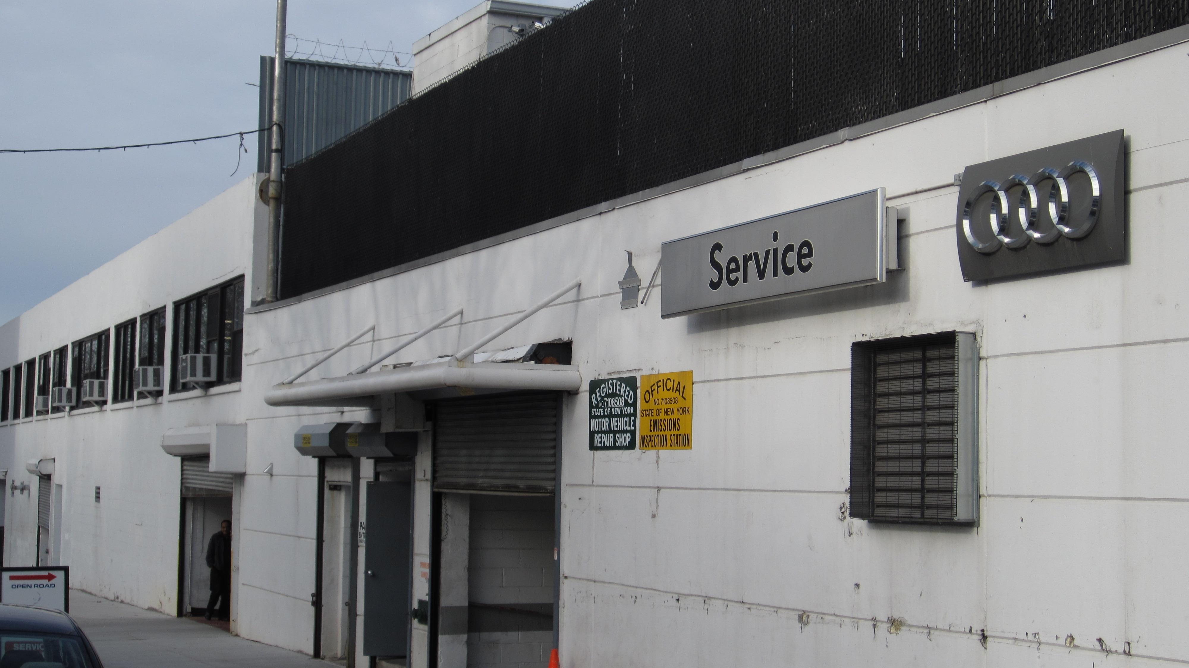Greater Brooklyn Audi Auto Repair Audi Brooklyn Service - Audi brooklyn
