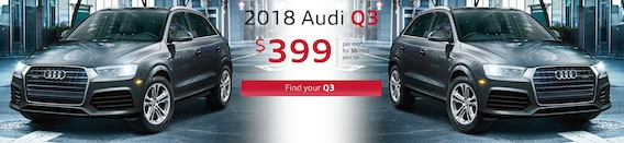 Audi Q3 Lease specials | Audi Brooklyn | Brooklyn, NY 11220