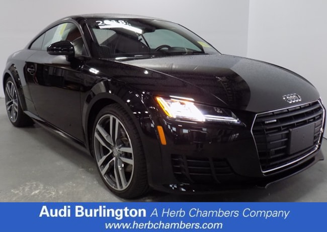 Used Audi TT Coupe For Sale In Danvers MA Near Boston Lynn - Audi danvers