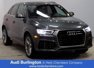 New 2018 Audi Q3 2.0T Premium Plus SUV Burlington MA