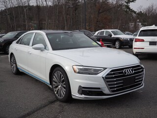 New 2019 Audi A8 L 3.0T Sedan Burlington MA