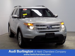 Used 2014 Ford Explorer Limited SUV K004972B for sale in Boston, MA