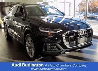 New 2019 Audi Q8 3.0T Premium Plus SUV Burlington MA