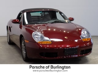 Used luxury cars 2000 Porsche Boxster Convertible K140425A for sale near you in Boston, MA