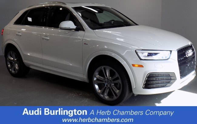 Used Audi Q For Sale Burlington MA Stock A Near - Audi danvers