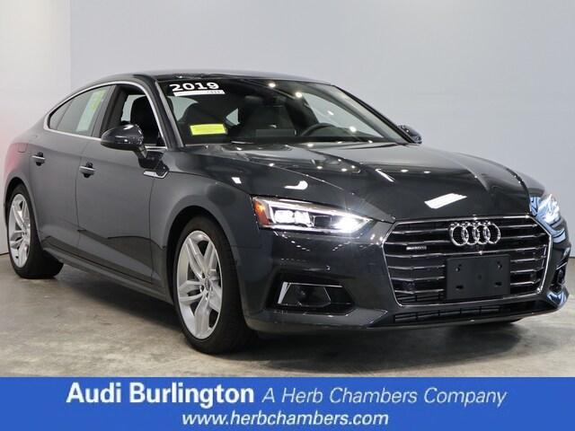 Used 2019 Audi A5 Prestige Sportback Burlington MA