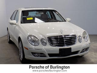 Used 2008 Mercedes-Benz E-Class Luxury 3.5L Sedan KA09859B near Boston, MA