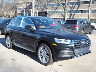 New 2018 Audi Q5 2.0T Tech Premium SUV Burlington MA