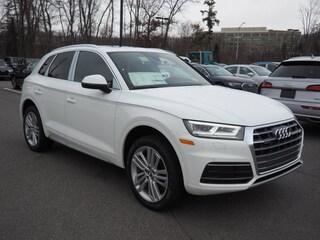 New 2018 Audi Q5 2.0T Tech Premium SUV Burlington MA