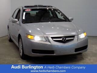 Used luxury cars, trucks, and SUVs 2004 Acura TL Sedan for sale near you in Millbury, MA