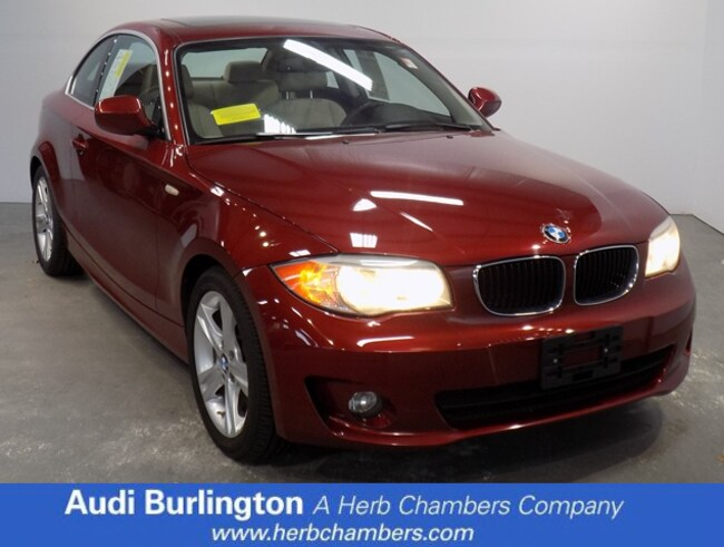 Used 2012 BMW 128i 128I Coupe for sale in Boston, MA