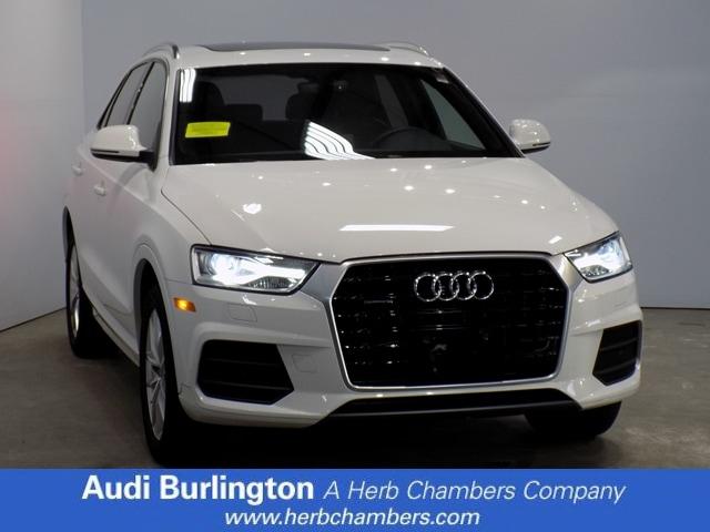 Used 2016 Audi Q3 Premium Plus SUV Burlington MA