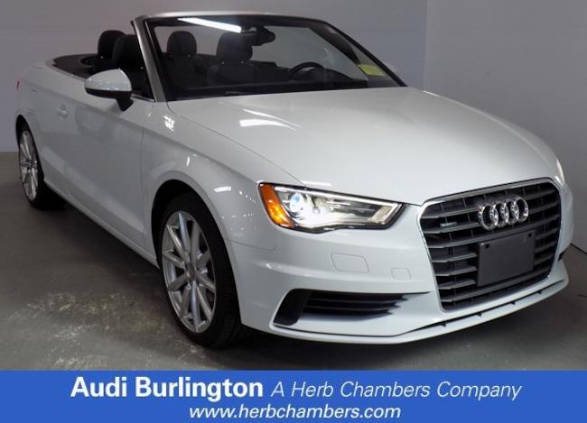 Certified PreOwned Audi A For Sale In Boston MA Near - Audi burlington