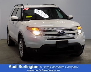 Used 2013 Ford Explorer Limited SUV J234384B for sale in Boston, MA