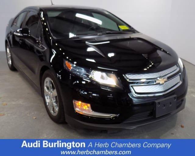 Used 2012 Chevrolet Volt Hatchback Burlington MA