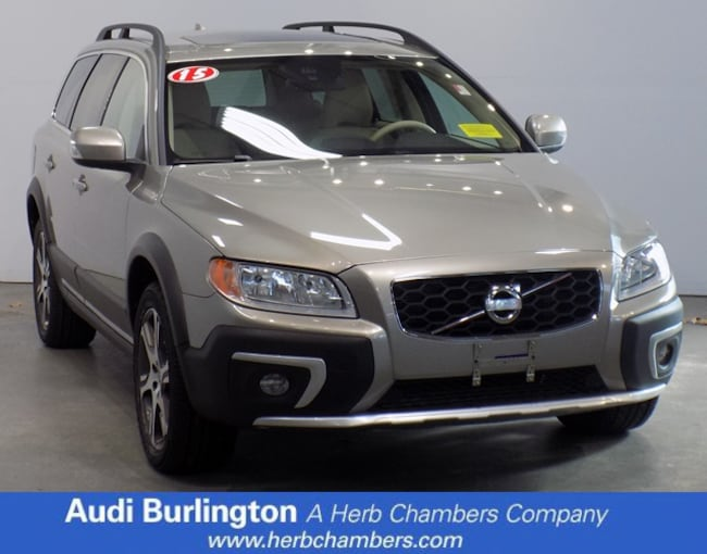 Used 2015 Volvo XC70 T6 Premier Plus Wagon  in Norwood, MA