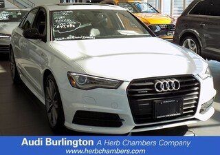 New 2018 Audi A6 3.0T Sport Sedan Burlington MA