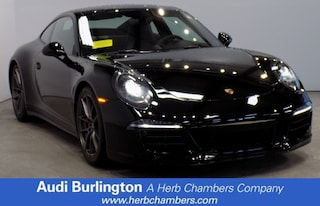 Pre-Owned 2015 Porsche 911 Carrera GTS Coupe K020068B for sale in Boston, MA