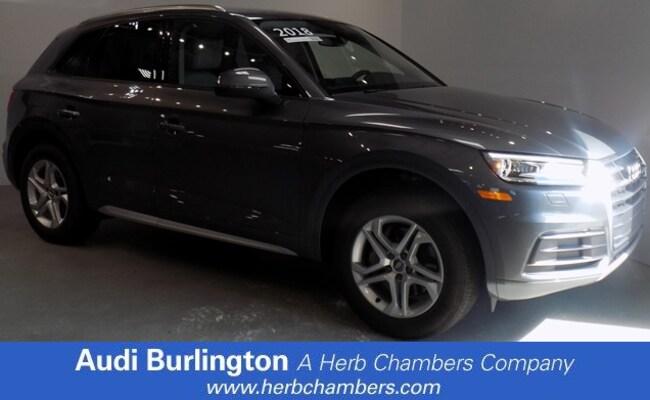 Used Audi Q For Sale Burlington MA VIN WAANAFYJ - Audi ma