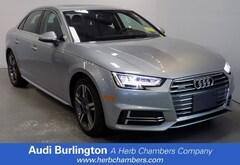 Used 2018 Audi A4 Premium Plus Sedan Burlington MA