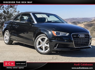 Used 2015 Audi A3 2.0T Premium (S tronic) Cabriolet for sale in Calabasas
