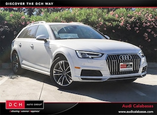 New 2018 Audi A4 allroad 2.0T Premium Plus Wagon