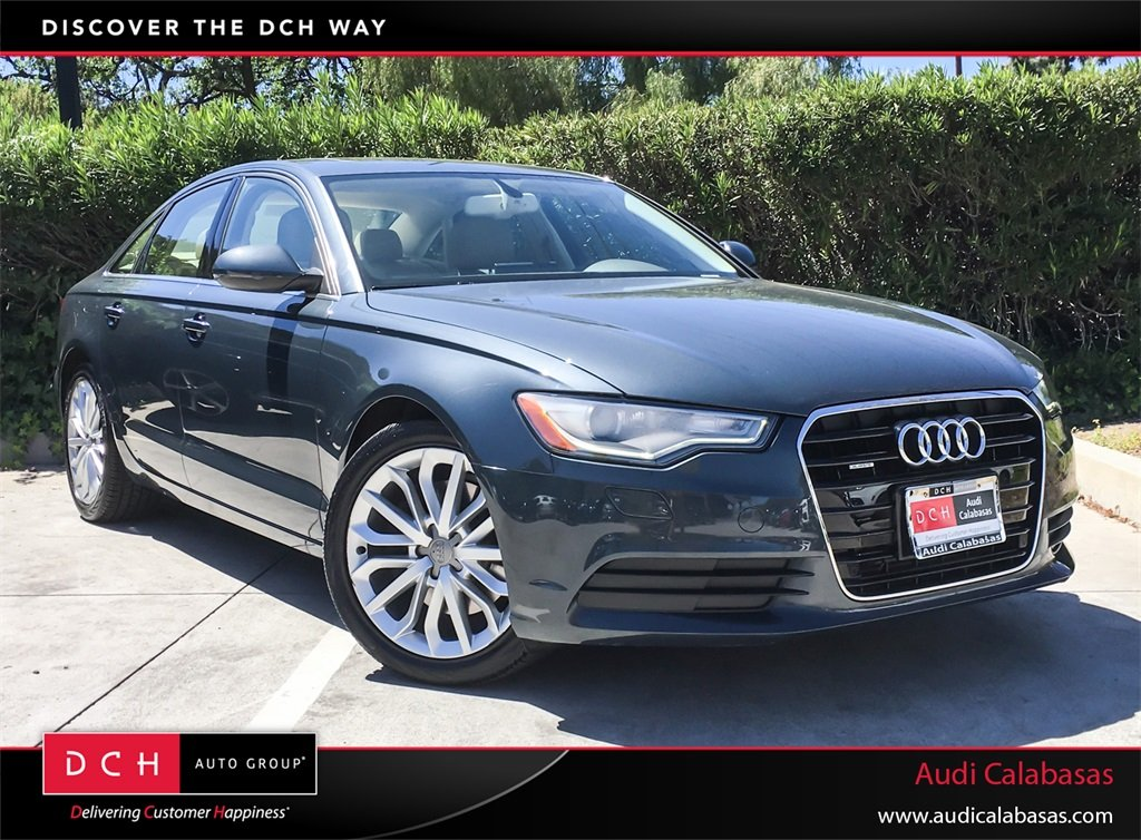 For Sale In Calabasas 2014 Audi A6 3.0 TDI Sedan Used