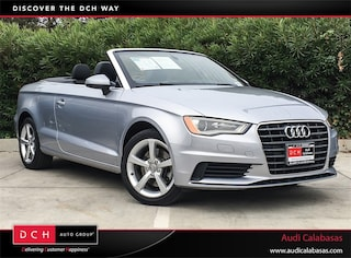 Used Audi 2015 Audi A3 1.8T Premium (S tronic) Cabriolet for sale in Calabasas