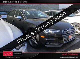 New 2018 Audi S4 3.0T Premium Plus Sedan for sale in Calabasas