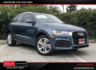 Used 2018 Audi Q3 2.0T SUV for sale in Calabasas