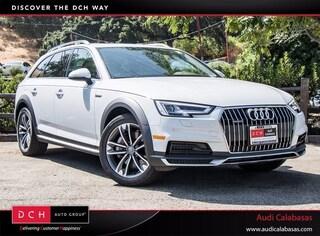 New 2018 Audi A4 allroad 2.0T Premium Plus Wagon