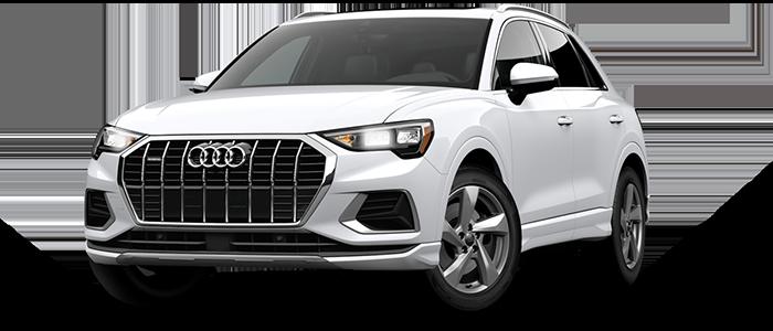 New 2019 Audi Q3 at Audi Calabasas