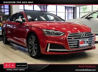 New 2018 Audi S5 3.0T Premium Plus Sportback for sale in Calabasas