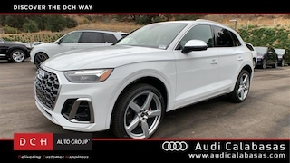 New 2021 Audi SQ5 3.0T Premium SUV for sale in Calabasas