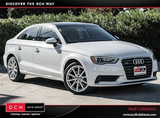 Used 2015 Audi A3 2.0T Premium (S tronic) Sedan for sale in Calabasas