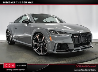 New 2018 Audi TT RS 2.5T Coupe