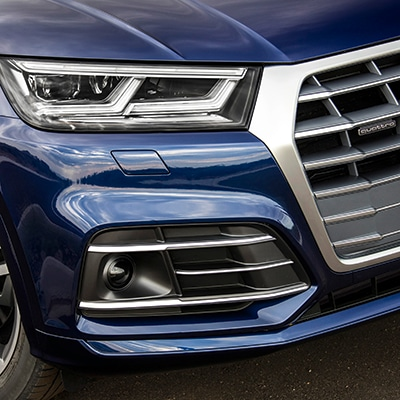 Audi Q5 Xenon Headlights