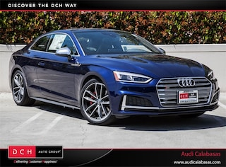 New 2018 Audi S5 3.0T Sportback for sale in Calabasas