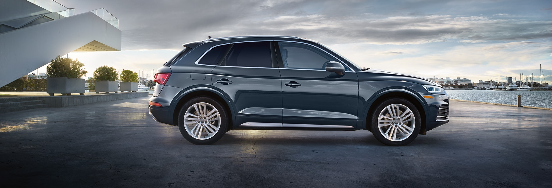 Audi Q5 Exterior Vehicle Features