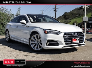 New 2018 Audi A5 2.0T Premium Sportback for sale in Calabasas