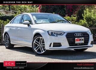 New 2018 Audi A3 2.0T Premium Sedan for sale in Calabasas