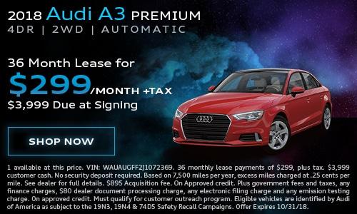 Audi Lease Specials Audi Calabasas - Audi lease specials