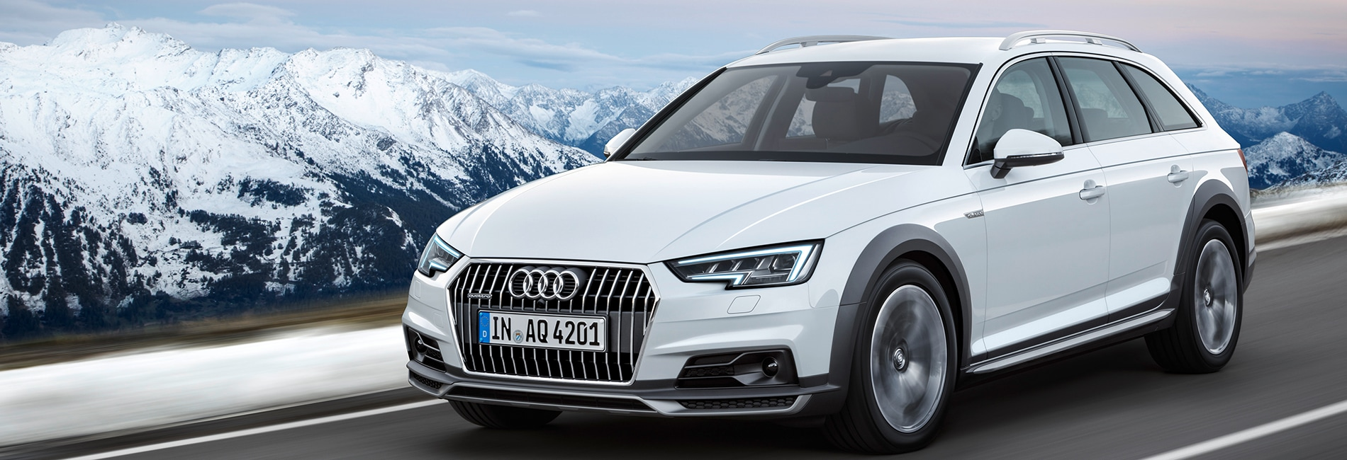 Audi A4 Allroad Exterior Vehicle Features