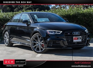 New 2018 Audi S3 2.0T Premium Plus Sedan for sale in Calabasas
