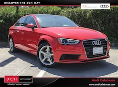 Certified Pre-Owned 2015 Audi A3 1.8T Premium (S tronic) Sedan for sale in Calabasas