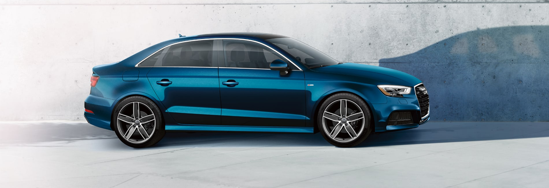 Audi A3 Exterior Vehicle Features