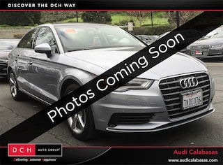 Used 2015 Audi A3 1.8T Premium (S tronic) Sedan for sale in Calabasas