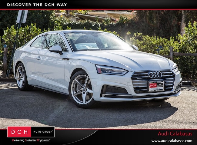 New 2018 Audi A5 2.0T Coupe
